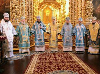Одигитриевские торжества прошли в Смоленске