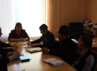 Заседание Межведомственной комиссии по профилактике правонарушений при Администрации МО «Починковский район»