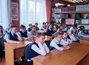 День православной книги в читальном зале Стодолищенской библиотеки