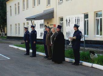 Открытие летнего периода обучения в Вооруженных силах России