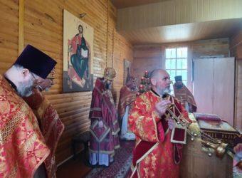 Престольный праздник в храме благоверного великого князя Дими́трия Донского