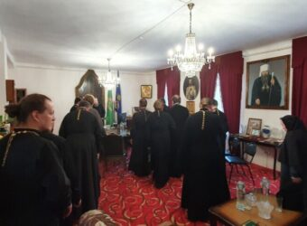 Заседание Епархиального совета Рославльской епархии